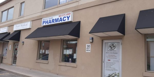 Milton Main Street Centre Pharmacy